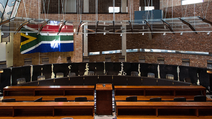 Types of courts in South Africa