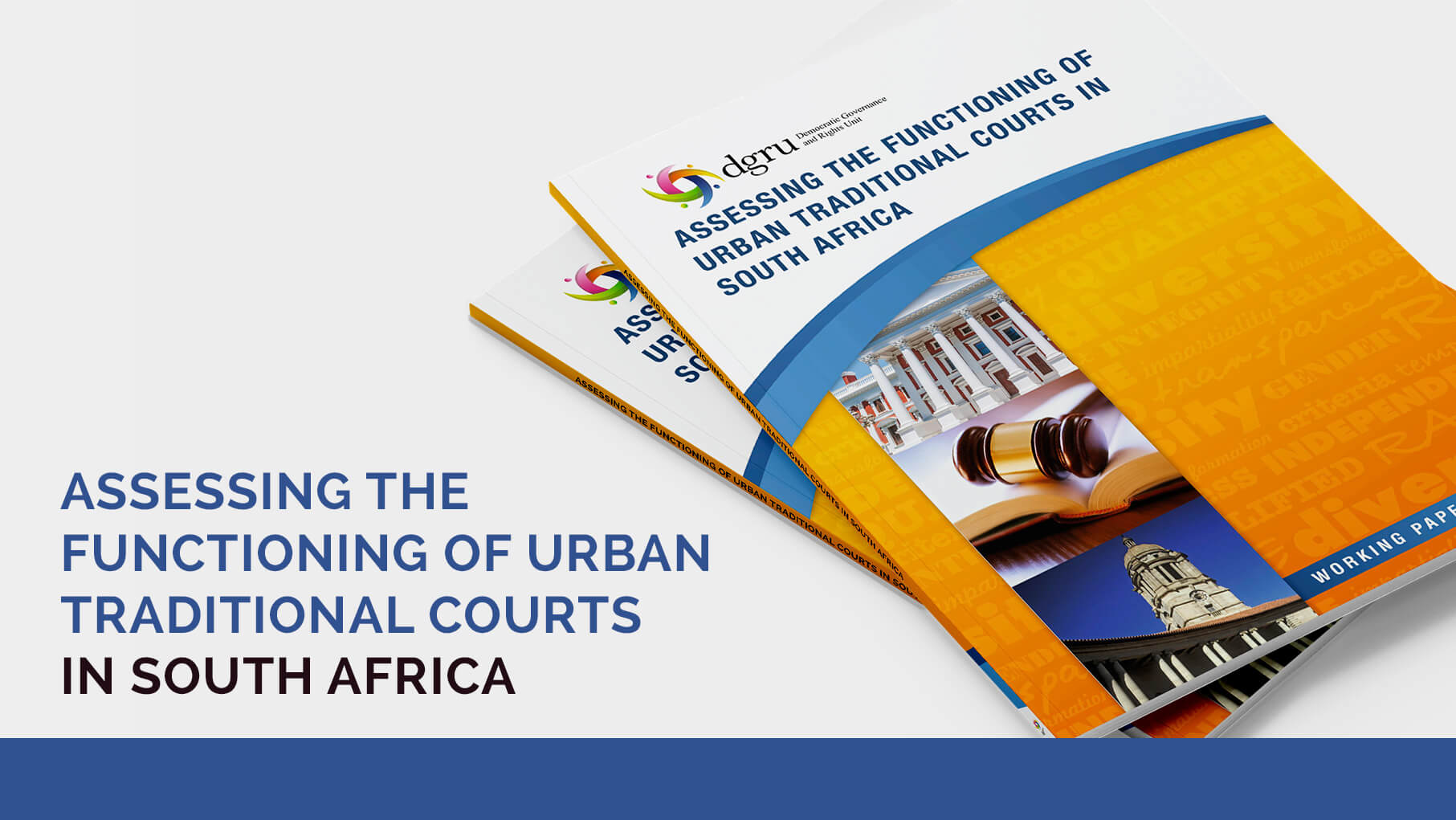 Urban Traditional Courts in South Africa